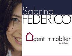 sabrina federico agent immobilier